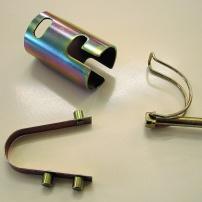 Tubular Aluminium Frame Components
